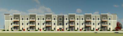 Newton Apartment Complex