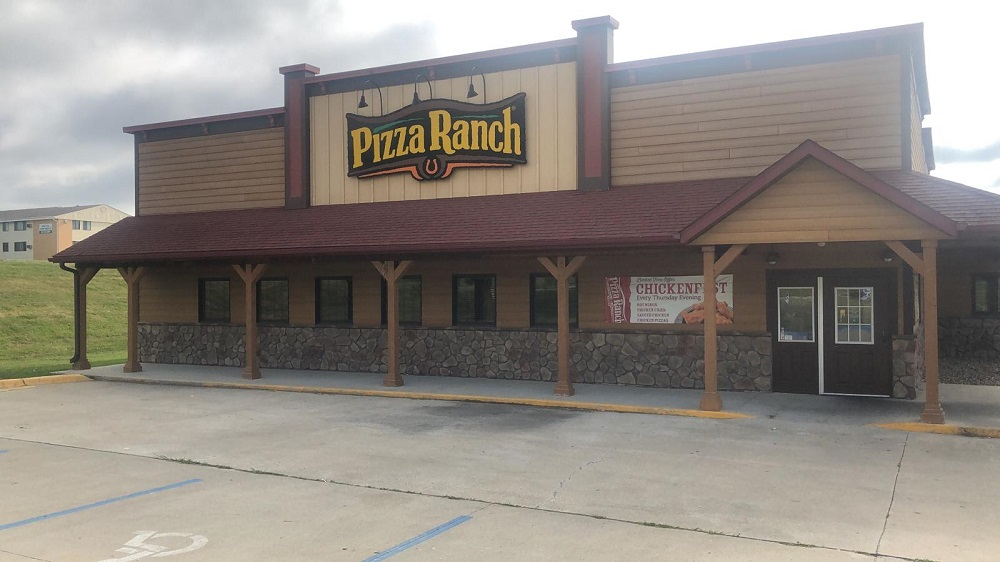 Pizza Ranch Newton
